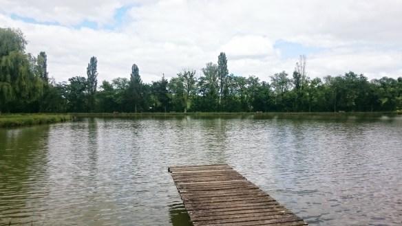 Lézat/Lèze lac