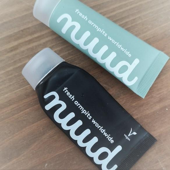 nuud solution odeur de transpiration