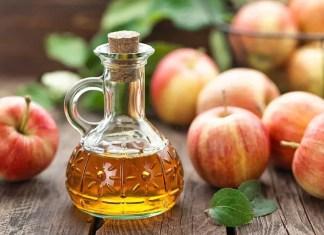 can drinking apple cider vinegar help acne