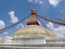 Kathmandu, Nepal (this stupa has been destroyed)
