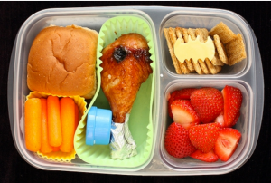 Greening Me Wednesday: Waste Free Lunches