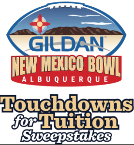 Gildan's Touchdowns for Tuition Instant Win Game 11/15