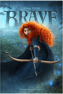 Disney/Pixar's BRAVE Movie Trailer