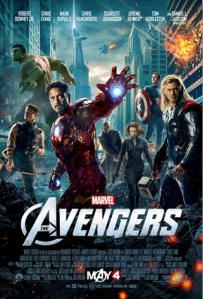 Marvel's The Avengers Giveaway:OVER