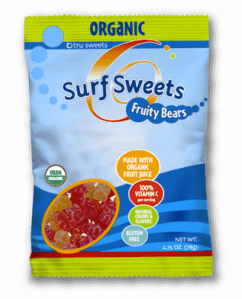 Surf Sweets Natural and Organic Candy Review