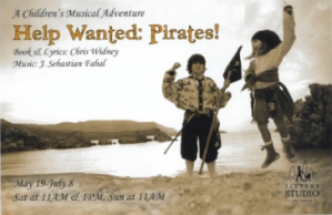 Help Wanted: Pirates! NYC Theater Review
