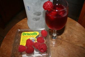 Drink Your Berries with Driscoll's Berries