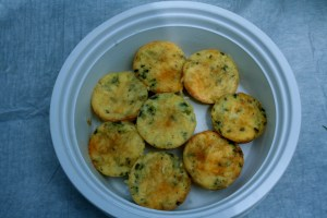 How To Make:Crustless Mini Quiches