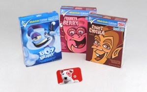 Big G Monster Cereals and Target Gift Card Giveaway *OVER*