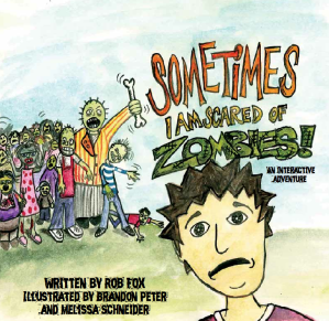 Sometimes I am scared of Zombies: Review
