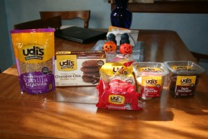 Have a Gluten Free Halloween with Udi's