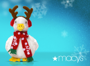 Aflac Holiday Duck Purchases Support Pediatric Cancer and So Do Tweets! #AflacKids