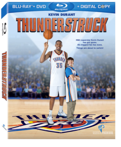 Thunderstruck Blu-Ray #Giveaway and Blog App *OVER*