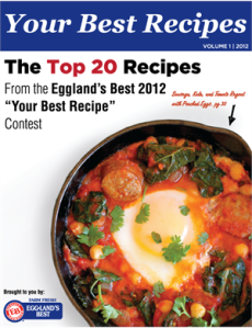 Eggland's Best Recipes E-Cookbook Free *OVER*