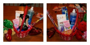 Toothbrushes and Water Bottles for Valentines?