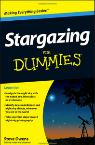 Stargazing for Dummies a Review