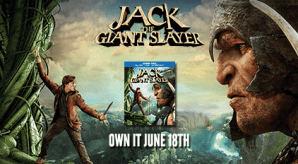 Jack the Giant Slayer Blu-ray Combo Pack #Giveaway