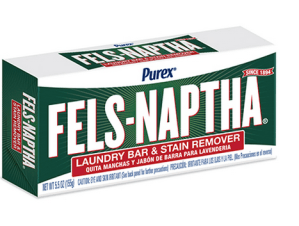 Fels-Naptha Laundry Bar & Stain Remover #Review #Giveaway