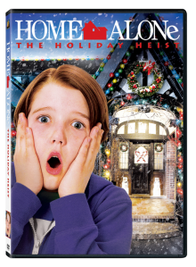 Home Alone: Holiday Heist #Giveaway #FHEInsiders