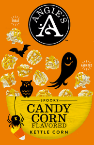 Angie's Candy Corn Flavored Kettle Corn (Get it now!)