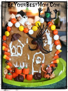 When a Non-Baker Makes a Haunted Cookie House #GoodCook