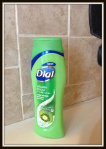 New Dial Vitamin Boost Body Wash #Review #Giveaway