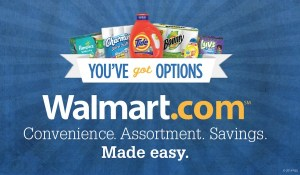 Shop From Home with Walmart.com and P&G.