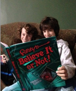Reality Shock: Ripley's Believe it or Not! Annual  #BookReview #Giveaway #DiscountCode