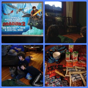How To Train Your Dragon 2 Movie Night #DragonInsiders #DragonMovieNight