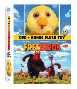 Free Birds DVD Exclusive  #FreeBirdsThanksgiving