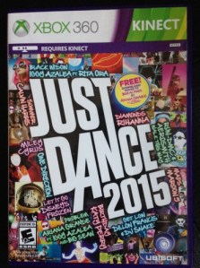 Just Dance 2015 #Review