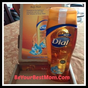 Dial Miracle Oil Body Wash #Review #Giveaway