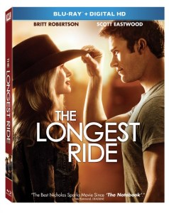 The Longest Ride Comes to Blu-ray/DVD  #InsidersLongest Ride