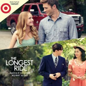 The Longest Ride Date Night with Target #LongestRideMovie