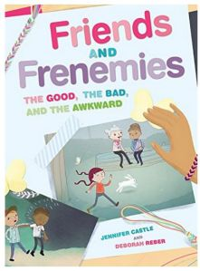 Friends and Frenemies:  #BookReview #SocialSkills #Giveaway
