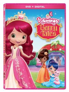 Strawberry Shortcake: Berry Tales on DVD #BerryTales