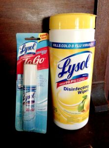 Back to School with Lysol #LysolThat #BackToSchool