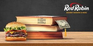 Red Robin's Burgers for Better Schools Program #BTS