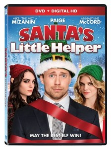 Santa's Little Helper on DVD #SantasInsiders #Giveaway