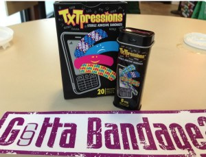 Gotta Bandage? TxTpressions Bandage   #Review  #Txtpressions #Giveaway