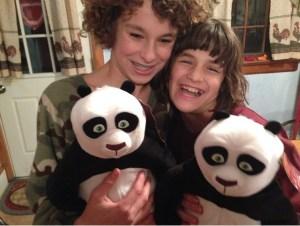 Kung Fu Panda Family Movie Night #PandaInsiders #KungFuPandaParty
