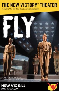 Fly at the New Victory Theater #NYC #Review #Theater