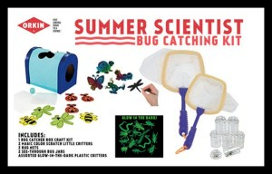 Orkin Mosquito Summer Scientist  #LearnWithOrkin