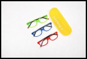 AC Lens Launches Picklez Fashionable Kid's Glasses #Review