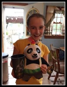 Kung Fu Panda Family Movie Night #PandaInsiders #PandaNightIn