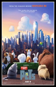 The Secret Life Of Pets: Celebrity Interviews #TheSecretLifeOfPets