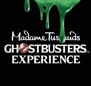 Ghostbusters is now open at Madame Tussauds #NYC #AD
