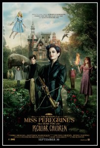 Miss Peregrine's Home for Peculiar Children Press Junket #StayPeculiar