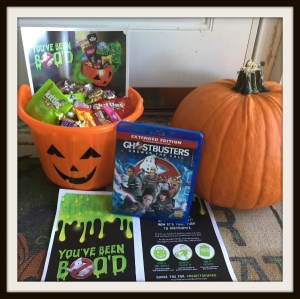 Boo It Forward with Ghostbusters on Blu-ray #BooItForward #Halloween #SonyPictures