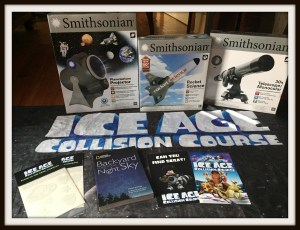 Ice Age: Collision Course Family Movie Night #IceAge #ScratInSpace